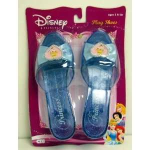 Disney Princess Cinderella Play Shoes Toys & Games
