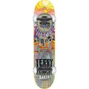 Baker Kennedy Super Jack Complete Skateboard   7.75 w/Mini Logo Wheels