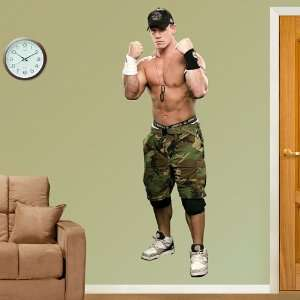 WWE John Cena 1 Vinyl Wall Graphic Decal Sticker Poster