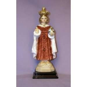 8.5 Infant of Prague Statue Home & Kitchen