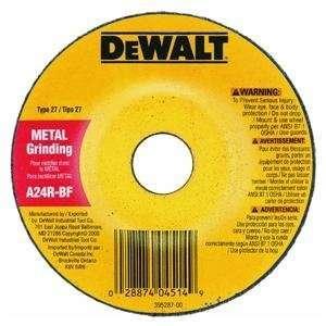 Dronco America 9615 Metal Depressed Center Grinding Wheel