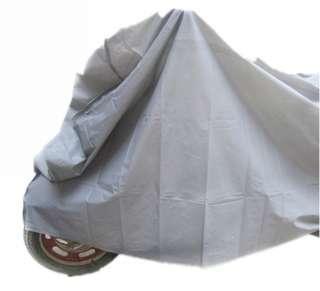 New Motorcycle Bicycle Bike Waterproof Rain Dust Cover