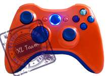 FIRE MODDED CONTROLLER MW3 COD 8 DROP SHOT GOW 3 ACTIVE RELOAD