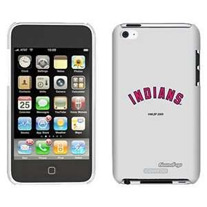 Cleveland Indians Indians on iPod Touch 4 Gumdrop Air