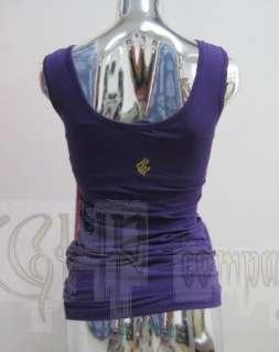 Roca Wear Womens Casual Clubwear Party Girl Vest Top Tank Tee Sexy