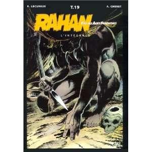 Rahan, fils des âges farouches. LIntégrale, tome 19