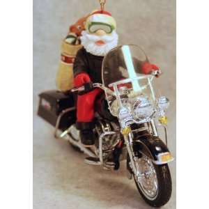 Harley Davidson King of the Road Ornament