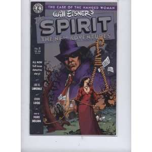 the Hanged Woman (the spirit the new adventures): will eisner: Books