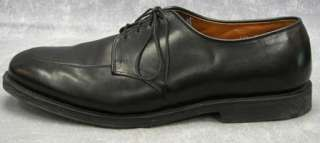 Mens Allen Edmonds Black KENNETT Oxford Shoes 11.5 D