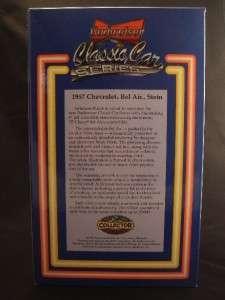 Budweiser / Chevrolet 57 Bel Air Collector Car Series Beer Stein