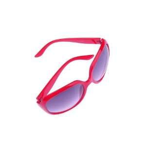 Red Stylish Eyewear Oversized Fashion Sunglasses for Women