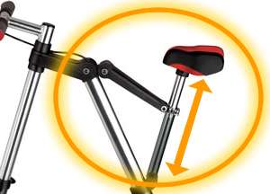 Portable Sports Foldable Cycle Bicycle Folding Bike