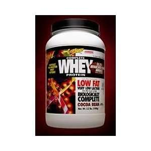 Complete Whey   High Quality Protein Supplement   Cocoa Bean   2.2 lb