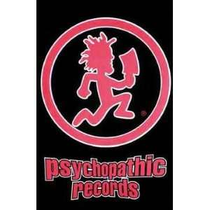 ICP HATCHET PSYCHOPATHIC BLACK LIGHT POSTER #1807: Home
