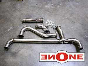Mookeeh Fiero GT V6 Stainless Steel Exhaust System NEW