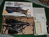 Monogram 1/72 X 15 Experimental Aircraft