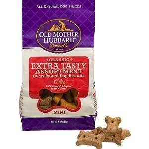 Old Mother Hubbard Crunchy Classic Snacks for Dogs Mini