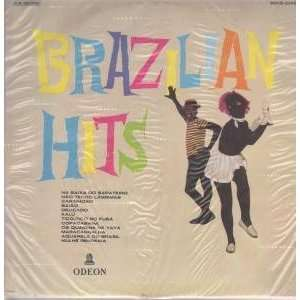 VARIOUS ARTISTS LP (VINYL) BRAZILLIAN ODEON BRAZILIAN