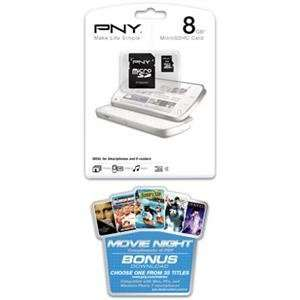 NEW 8GB Micro SD Card (Flash Memory & Readers) Office