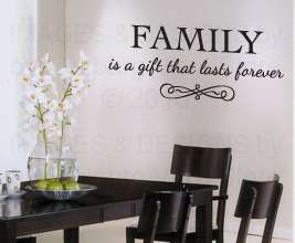 Art Decal Quote Inspirational Decor Saying Decoration F86