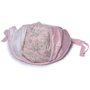 Baby Doll Bedding Judy Toy Bag, Pink: Baby