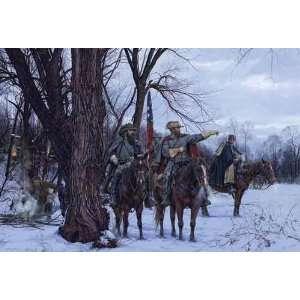 John Paul Strain   Stuarts Christmas Raid Artists Proof