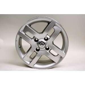 Nissan Cube 16x6 Silver Oem Wheel #65532