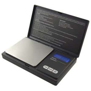 American Weigh Signature Series Black AWS 201 Digital Pocket Scale