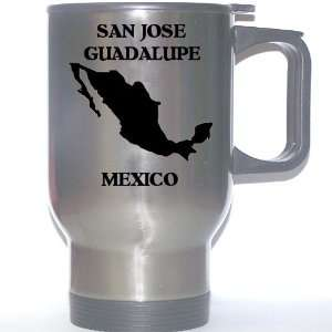 Mexico   SAN JOSE GUADALUPE Stainless Steel Mug