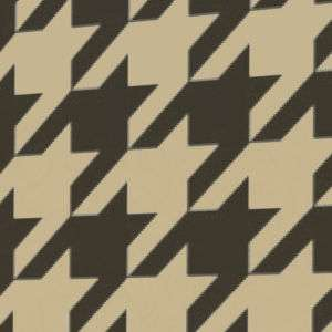 Houndstooth pattern  Wall Vinyl Sticker, Decal