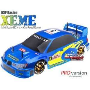 94103 PRO 110 Electric 4WD RC Touring Car RTR (10128) Toys & Games