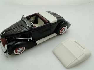 Danbury Mint 1936 FORD HOT ROD DELUXE 124