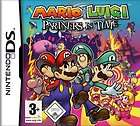 MARIO AND LUIGI PARTNERS IN TIME (DS) *UK NEW & SEALED*