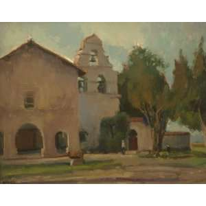 California Mission   San Juan Bautista: Home & Kitchen