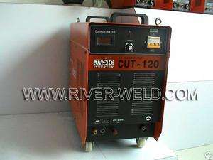 120 Inverter Air Plasma Cutter 120AMP P 80 pilot arc panasonic torch
