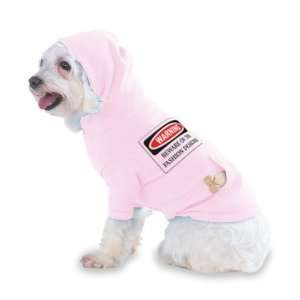 BEWARE OF THE FASHION DESIGNER Hooded (Hoody) T Shirt with