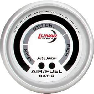 Air/Fuel Ratio Gauge   Full Sweep   Electric   Lean Rich: Automotive
