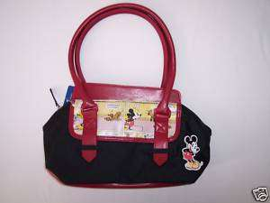 Mickey Mouse Hand/shoulder Purse Bag