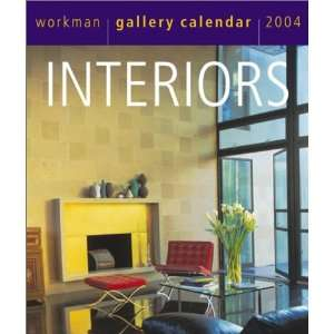 Interiors Gallery Calendar 2004 (Page A Day Gallery Calendars