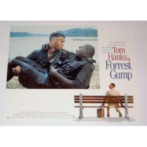 FORREST GUMP Movie Poster Print   11 x 14 inches   Tom Hanks   LC07