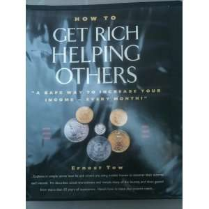 How to Get Rich Helping Others (Mobile Home Parks) Ernest Tew Books