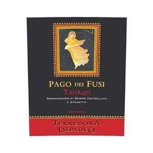 Terredora Di Paolo Pago Fusi 2004 750ML: Grocery & Gourmet