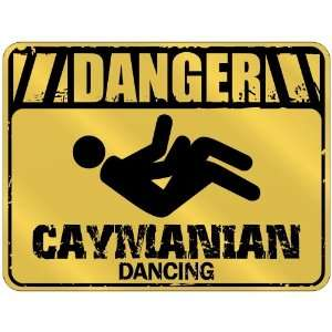 New  Danger  Caymanian Dancing  Cayman Islands Parking