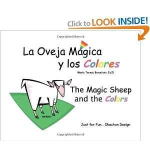 La Oveja Magica y los Colores: The Magic Sheep and the