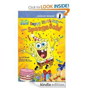 Birthday, SpongeBob! (SpongeBob SquarePants) (Spongebob Squarepants