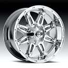Fuel Offroad Hostage Chrome 22x14 Chevy Ford GMC Dodge items in