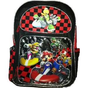 Nintendo Super Mario Bros. Large Backpack Toys & Games