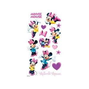 Disney Minnie Mouse Classic Sticker Arts, Crafts & Sewing