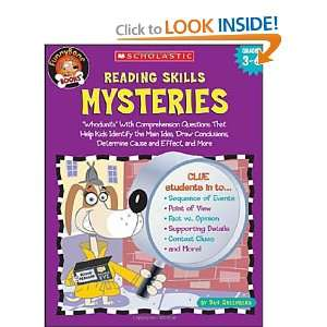 Funnybone Books: Reading Skills: Mysteries (0078073437641