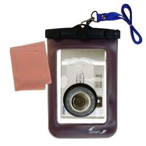 Gomadic Clean n Dry Waterproof Camera Case for the Vivitar
